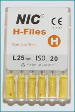 'H' files Hedstrom NIC brand  $8.75