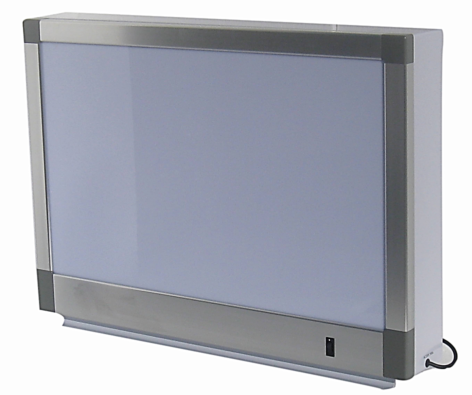 X-ray Viewing Box Double Bay