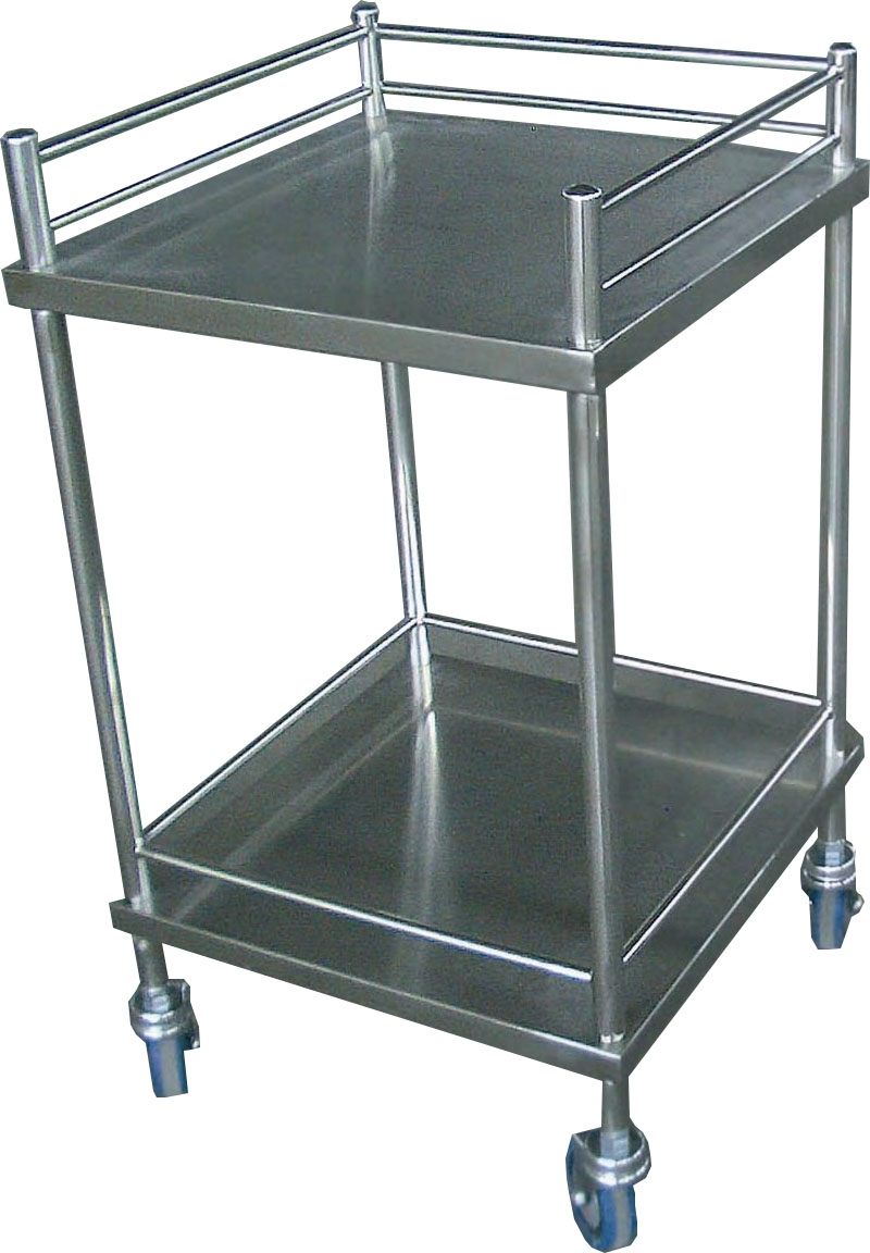 Stainless Steel Trolley Autoclave